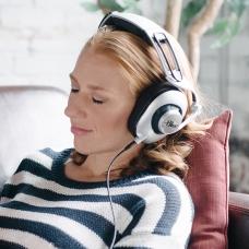 Blue Ella - аудиофильские наушники с усилителем