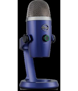 Blue Microphones Yeti Nano - Vivid Blue
