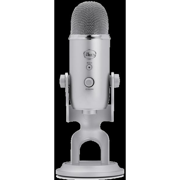 Blue Microphones Yeti Silver