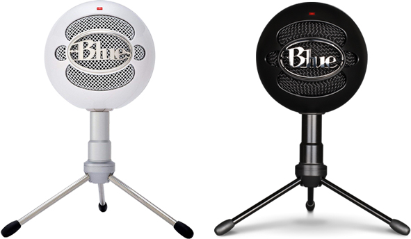 расцветки микрофона Blue snowball ICE