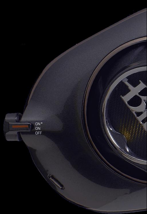Три режима аналогового усилителя наушников Blue Mix-Fi