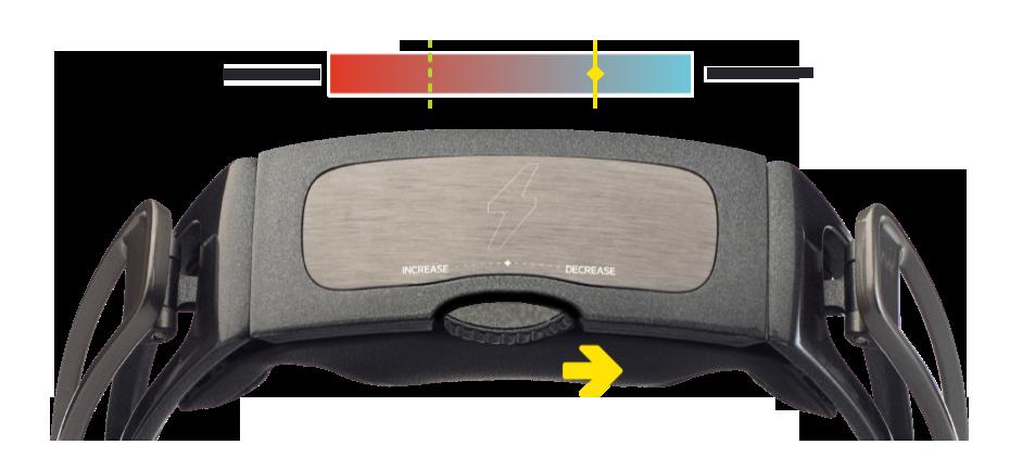регулятор онтактного давления наушников Blue Mix-Fi