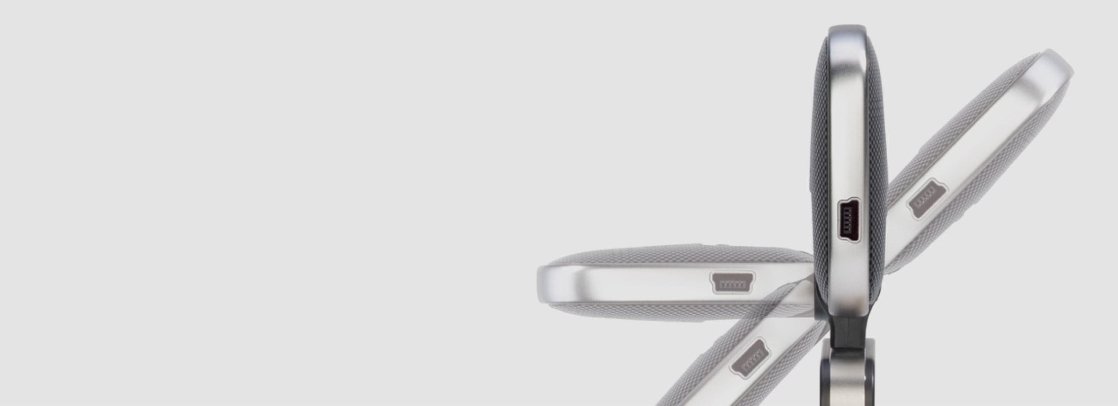 поворотный микрофон для iPhone