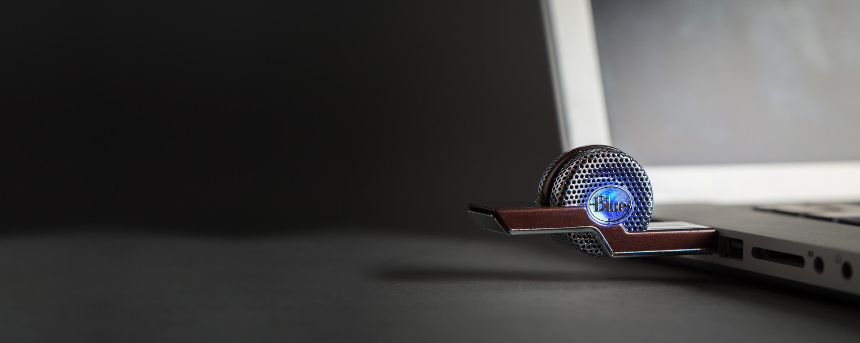 Микрофон для skype Blue Tiki