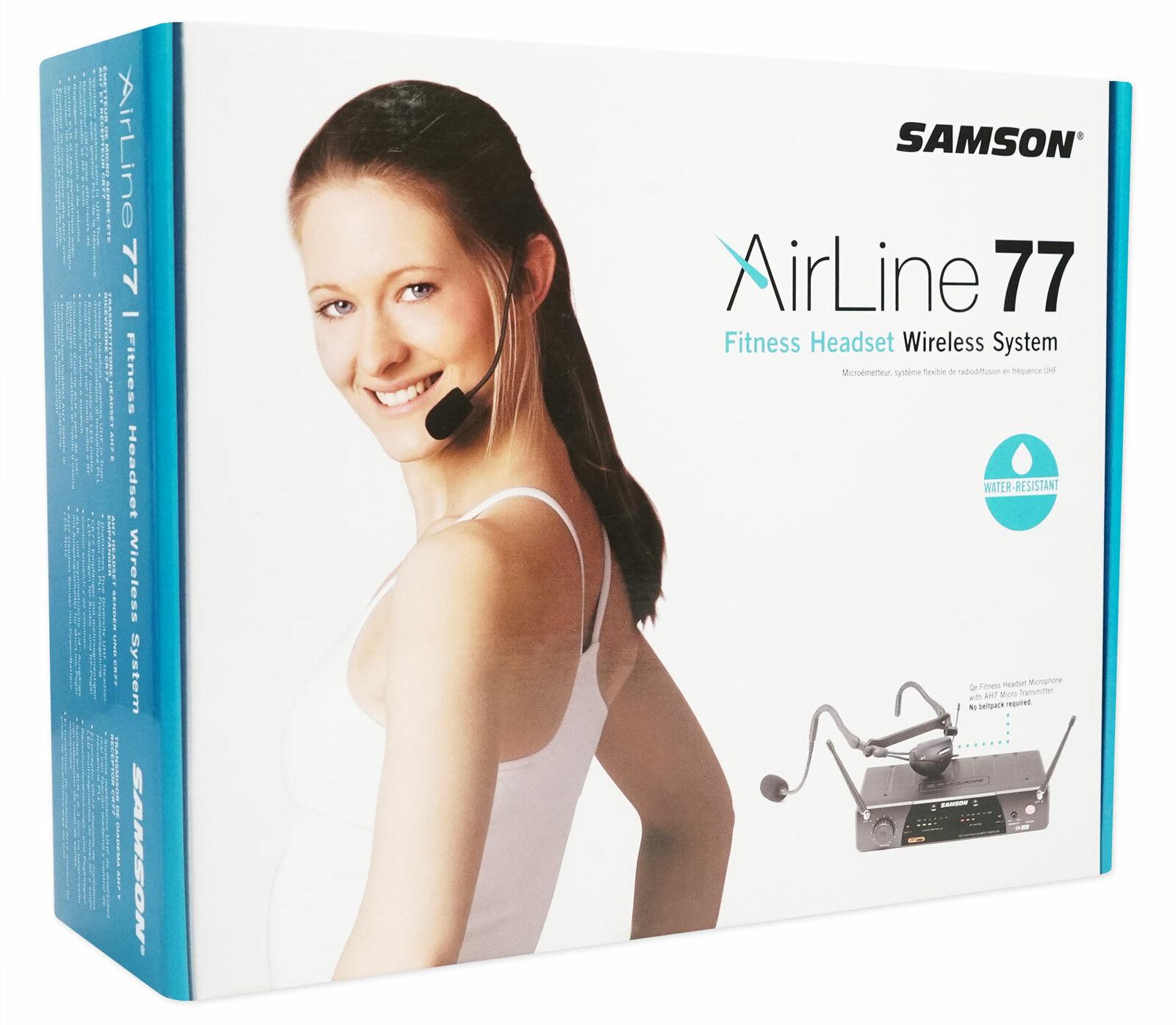 Samson Airline 77 для фитнеса