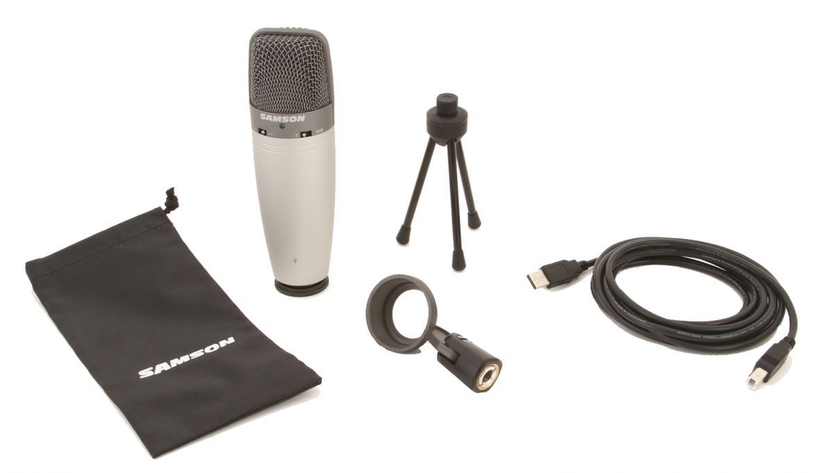 samson usb микрофон