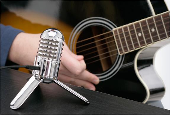 Meteor Mic для записи гитары