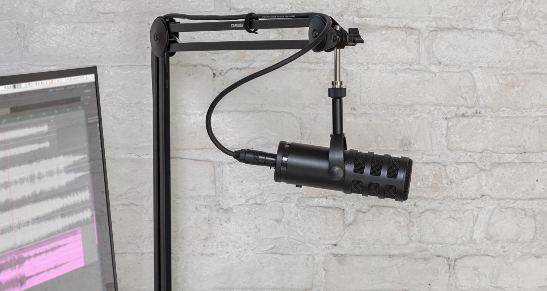 USB и XLR микрофон Samson